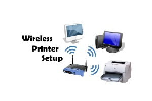 connect printer to wifi